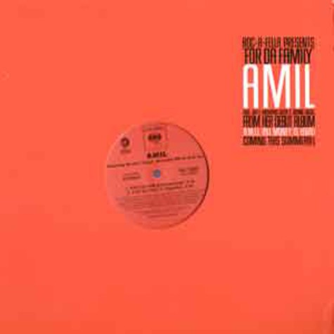 Amil feat. Jay-Z - For da fam