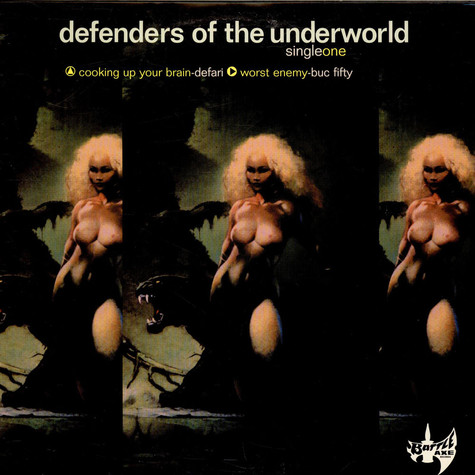 Defari / Buc Fifty - Defenders Of The Underworld Single One