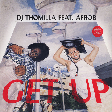 DJ Thomilla feat. Afrob - Get up