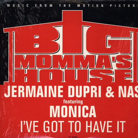 Jermaine Dupri & Nas feat. Monica - I've got to have it