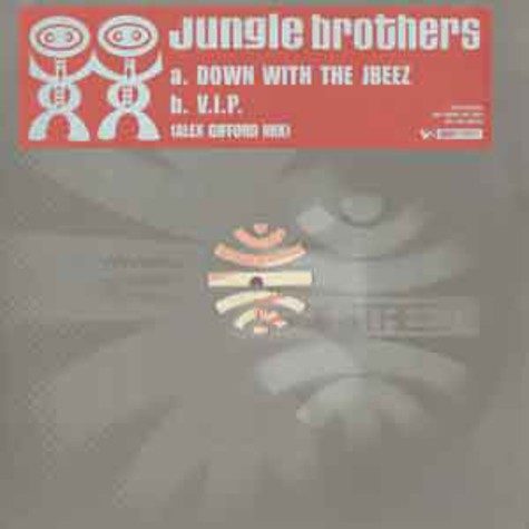 Jungle Brothers - Down with the jbeez
