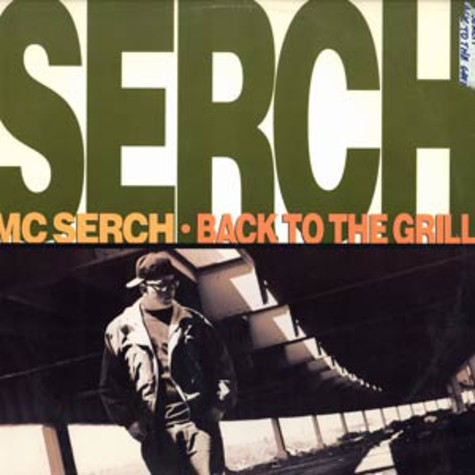 MC Serch - Back to the grill feat. Nas
