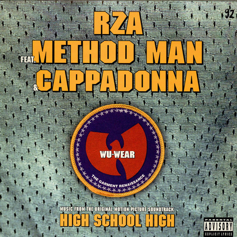 RZA / Real Live - Wu-Wear / Get Down For Mine
