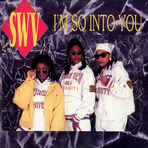 SWV - I'm so into you Remixes