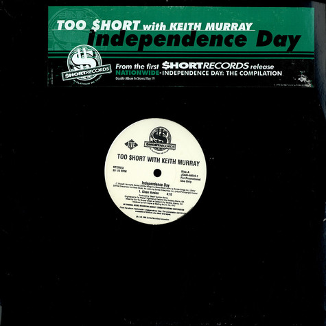 Too Short & Keith Murray - Independence day