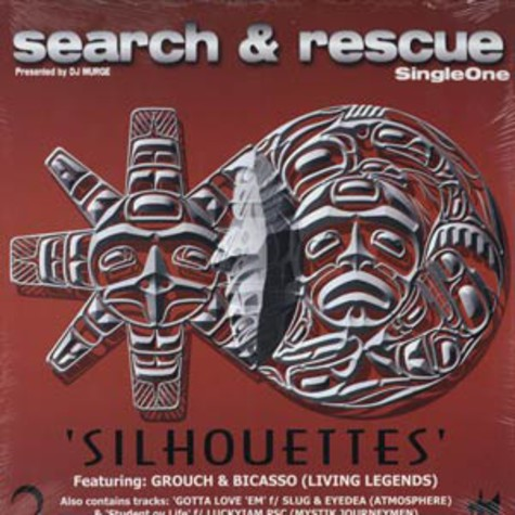 DJ Murge - Silhouettes feat. Grouch & Bicasso