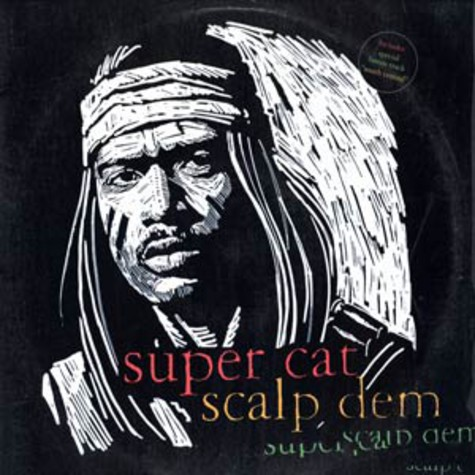 Super Cat - Scalp Dem / South Central