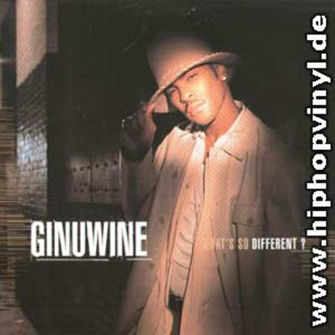 Ginuwine - What's so different ?