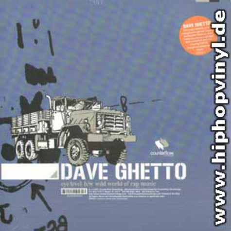 Dave Ghetto - Eye level / Wild world of rap music