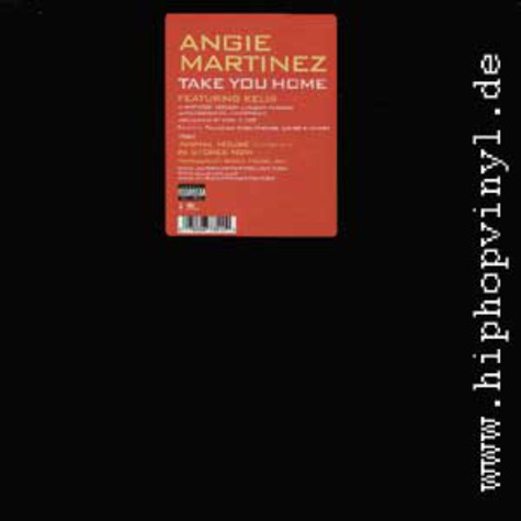 Angie Martinez - Take you home