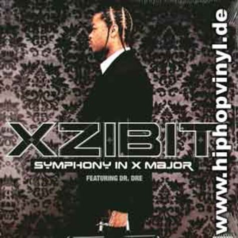 Xzibit - Symphony in x major feat. Dr.Dre