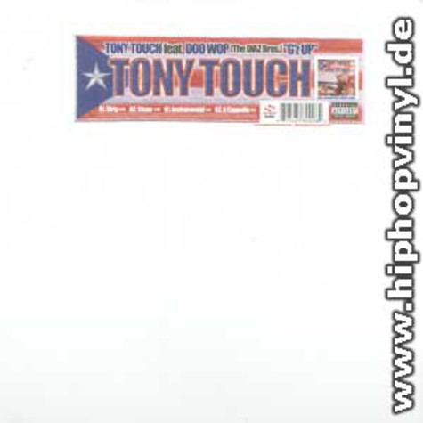 Tony Touch - G'z up feat. Doo Wop