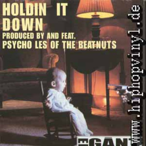 El Gant - Holdin it down