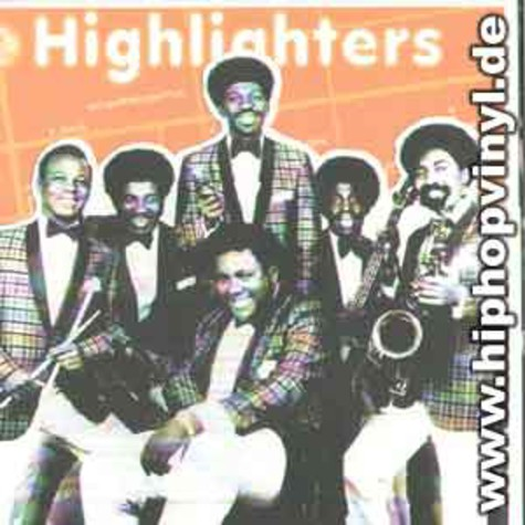 Highlighters - Poppin'pop corn / The funky sixteen corners