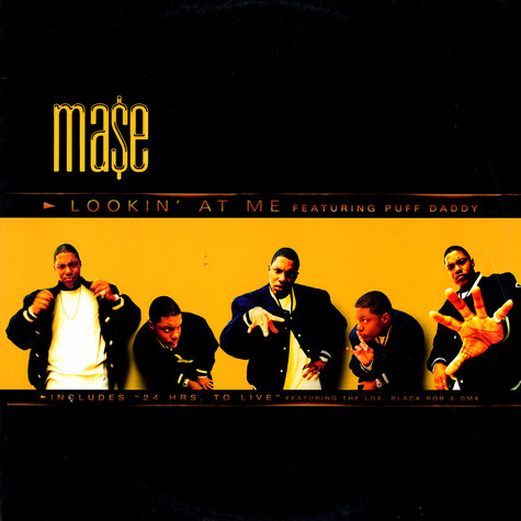 Mase - Lookin at me