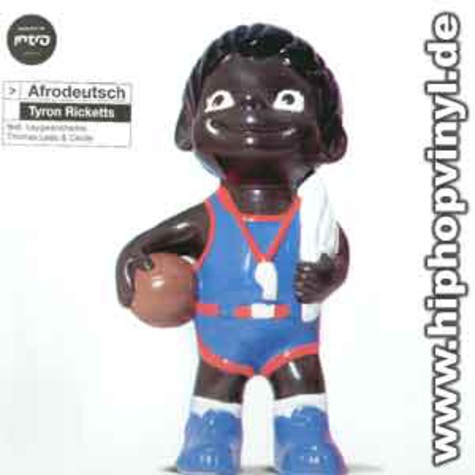 Tyron Ricketts - Afrodeutsch