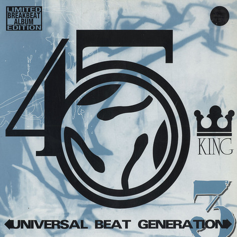 45 King - Universal beat generation 3