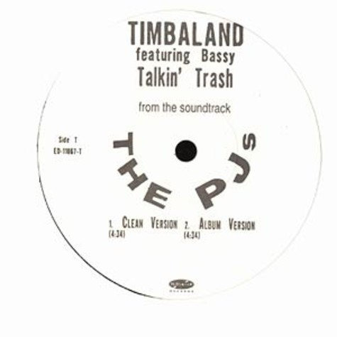Raekwon & American Cream Team / Timbaland - Giant size / talkin' trash