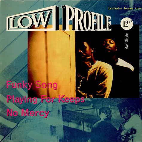 Low Profile - Funky Song