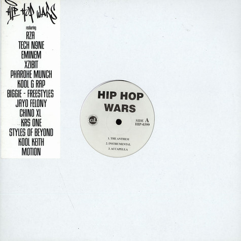 V.A. - Hip Hop Wars