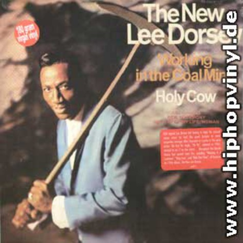 Lee Dorsey - Working in the coal mine Holy cow