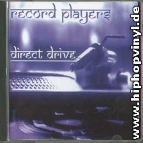Record Players - Direct Drive