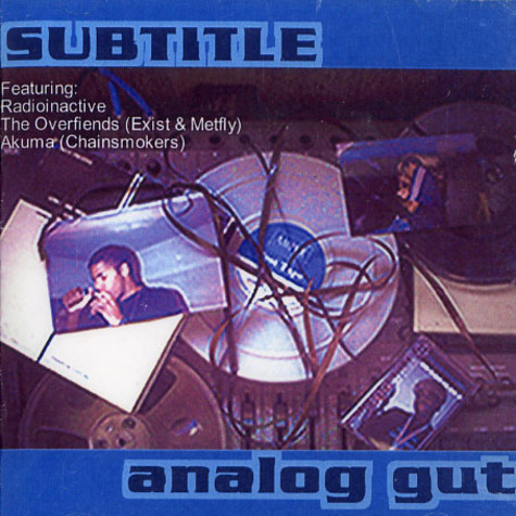Subtitle - Analog Gut