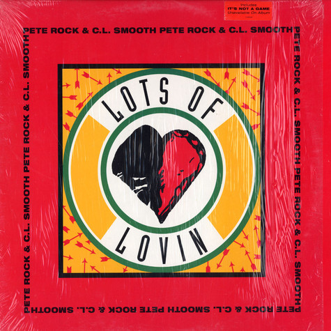 Pete Rock & CL Smooth - Lots of lovin