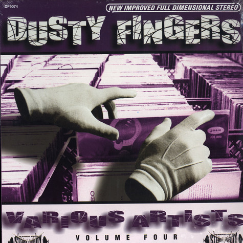 Dusty Fingers - Volume 4