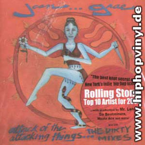 Jean Grae - Attack of the attacking things