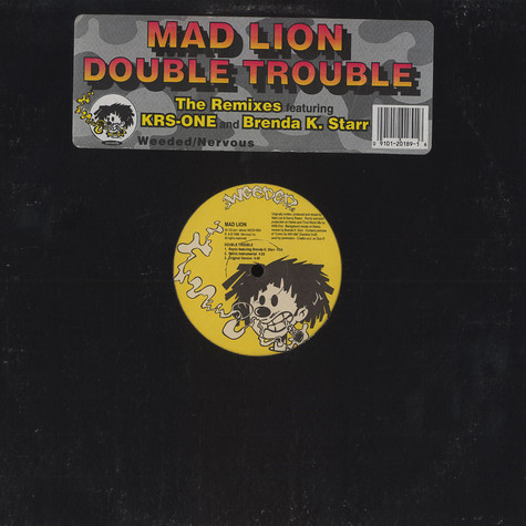 Mad Lion - Double trouble remixes