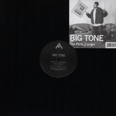 Big Tone - The Party Crasher