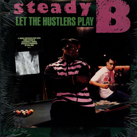 Steady B - Let The Hustlers Play