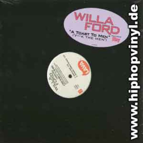 Willa Ford - A toast to men