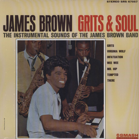 James Brown - Grits & soul