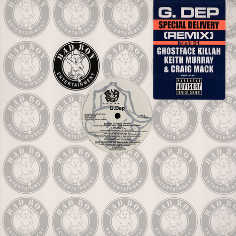G-Dep - Special Delivery (Remix)