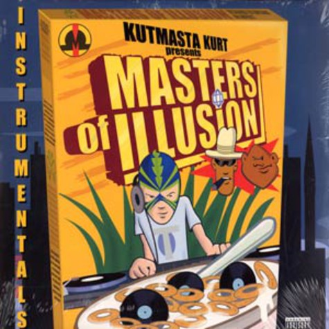 Masters Of Illusion - Masters of illusion instrumentals