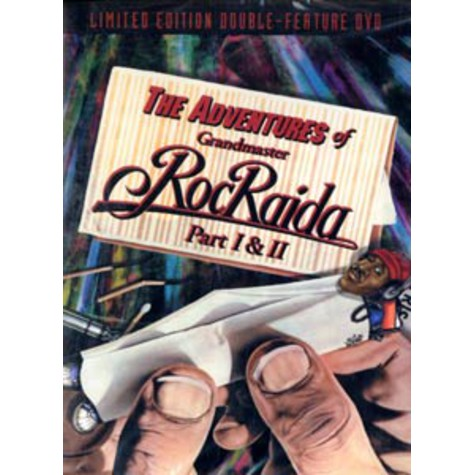 Roc Raida - The adventures of roc raida pt. 1 & 2