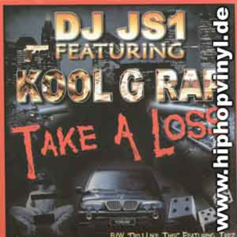 DJ JS 1 - Take a loss