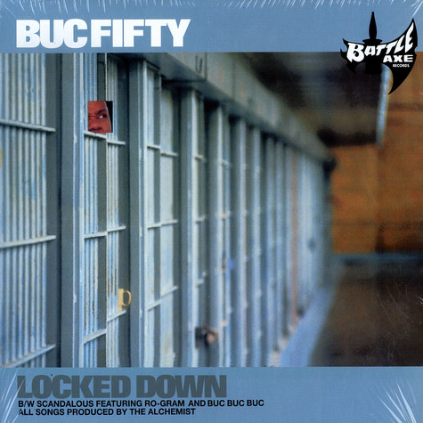 Buc Fifty of Wascalz - Locked down