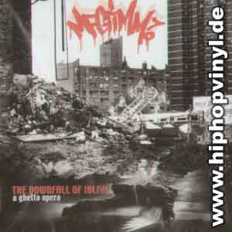 MF Grimm - The Downfall Of Ibliys