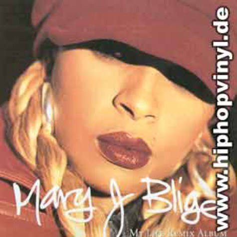 Mary J Blige - My life remix ep