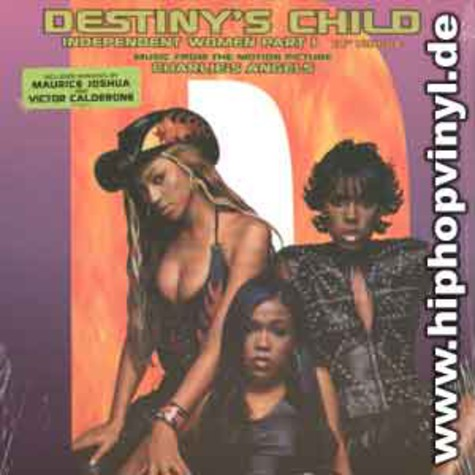 Destiny's Child - Independent women pt. 1