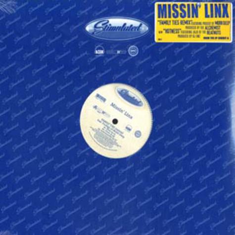 Missin' Linx - Family ties remix feat. Prodigy of Mobb Deep