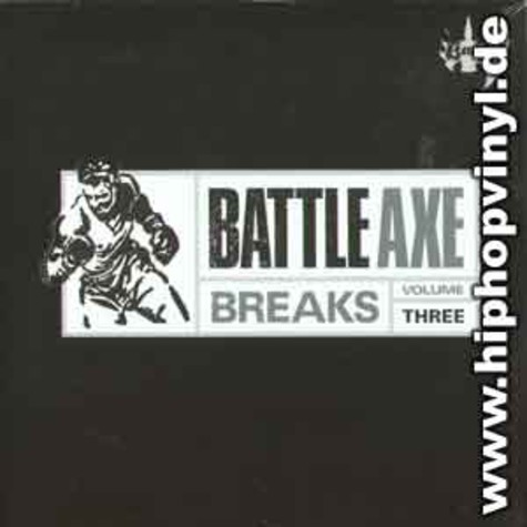Joey Chavez - Battle Axe Breaks Volume Three