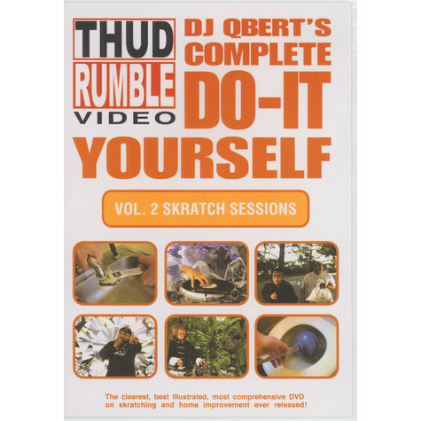 DJ Qbert - Do-It Yourself Volume 2: Skratch Sessions