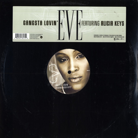 Eve - Gangsta lovin feat. Alicia Keys
