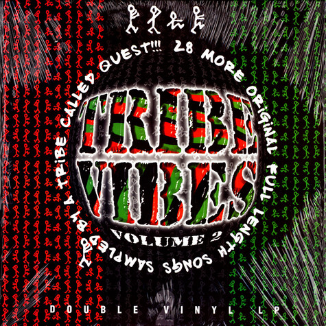 A Tribe Called Quest - Tribe Vibes Volume 2