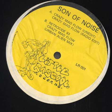 Son Of Noise - Crazy mad flow