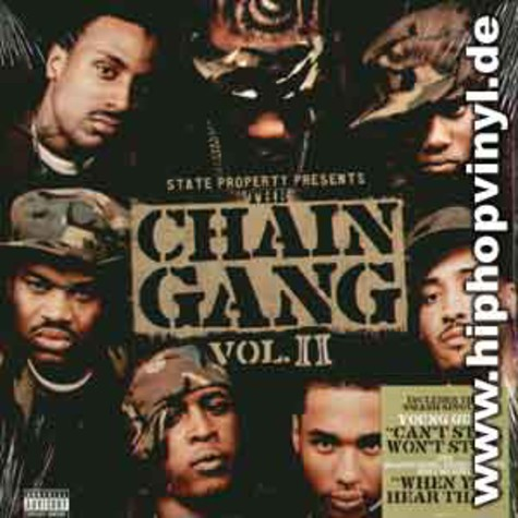 State Property - Chain gang vol. 2